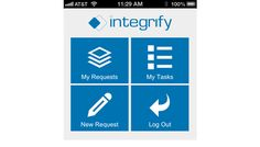 Integrify® Mobile - Process Management, Request Management, Workflow