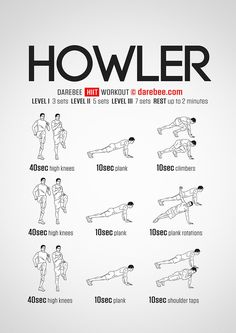 Howler Workout