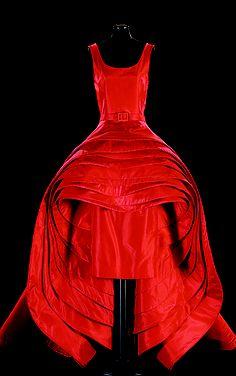 1956, Roberto Capucci - VINTAGE CLOTHES - ANTIQUE CLOTHING - ROPA ANTIGUA - @JenniferManteca on Twitter
