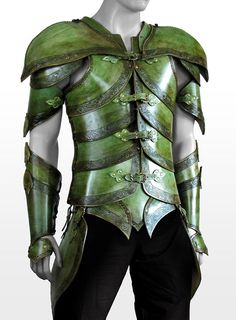 Elven Leather Armor | Elven Leather Armor - image only, got a security alert trying to get to the page.