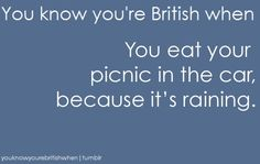 The amount of times this has been done.<<Or Ice cream. British Quotes, British Memes, British Things, British People, Uk Vs Usa, Growing Up British, Lol, The Funny, I Laughed