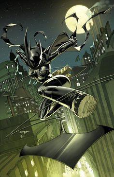 Batgirl ~ Cassandra Cain