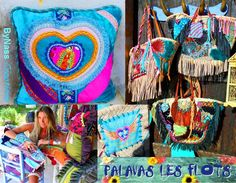 ByNass pillows & bags