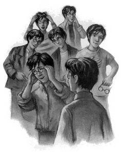 "Doppelgangers - DH, ""The Seven Potters"""