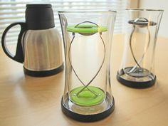 Coffee Press Mug - Tea Press Mug - Large Insulated Coffee Mug