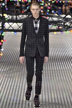 Dior Homme, Spring 2017, Paris, firstVIEW.com
