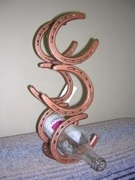 Crafts Made From Horseshoes | horseshoe crafts - Google Search