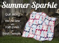 Summer Sparkle Quilt Along