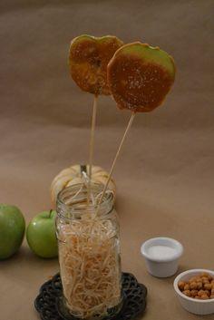 Carmel Apple slices