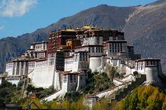 ✈ Lhassa,Tibet.