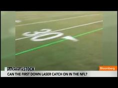 Football Lasers Set to Kill All First Down Fights