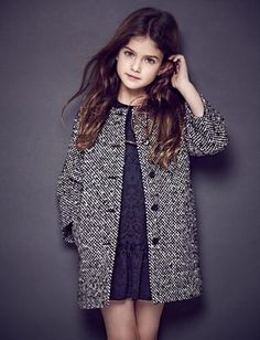 Get Serious! Kid's fashion is A Thing - coat fall style