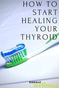 Try these natural solutions for your thyroid disease. | Rodale Wellness