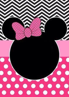 Minnie Mouse Ear Clip Art Clipart Panda Free Clipart