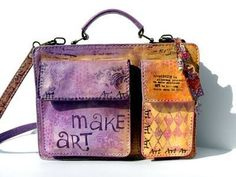 Altered fanciful coincase...check the blog for diy directions!