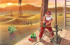 Hohoho Oilfield Trash, Oilfield Wife, Christmas Greeting Cards, Christmas Greetings, Merry Christmas, Texas And Oklahoma, Oil Industry, Oil Rig, Oil And Gas