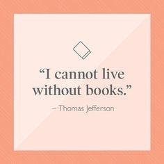 Thomas Jefferson | Barnes & Noble on Instagram