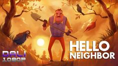 Hello Neighbor is a stealth horror game about sneaking into your neighbor's house to figure out what horrible secrets he's hiding in the basement. You play against an advanced AI that learns from your every move. #HelloNeighbor  #indiegame  #PC #Steam #YouTube #DaliHDGaming