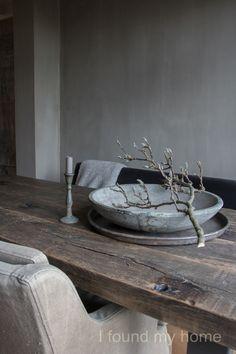 I found my home Wabi Sabi, Organic Ceramics, Interior Decorating, Interior Design, French Country Style, Colorful Furniture, Rustic Charm, Rustic Interiors, Decoration