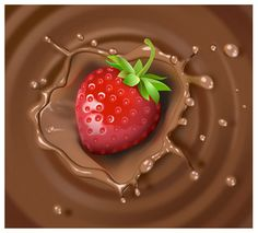 Follow this tutorial and learn how to draw a strawberry dropped into a chocolate milk usingAdobe Illustrator. The tutorial is composed of three main parts: creating the chocolate ripples,the chocolate splash and the strawberry. You will start with the basic shapes and with the fewtechniques involving the Offset Path, Pathfinder and Transform effects, you can …