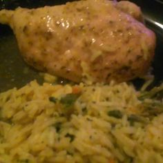 Hey yo its me jeremiah jerry bernard the one only me my dinner tonite baked boneless  chicken breasts with rosemary roasting  chicken sauce  chicken broccoli rice how u doing too my followers friends family Godbless