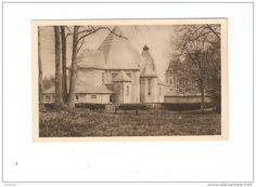 CPA : 18 - Cher : Neuvy sur Barangeon : Petit Séminaire Saint Louis - La Chapelle - Delcampe.net