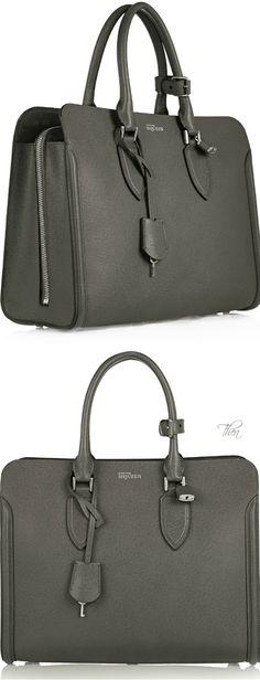 d05f960337 Alexander McQueen s  Heroine  tote. ramona quivers · Love big handbags!!!