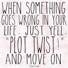 Yesh yesh yesh. Plot twist!!!
