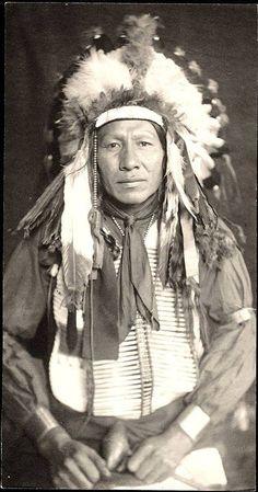Sitting Holy. Lakota, ca 1898