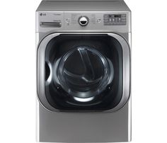 LG - SteamDryer 9.0 Cu. Ft. 14-Cycle Electric Dryer with Steam -15,00$