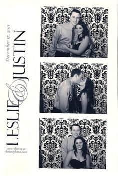 Such a great party favor.  This wedding had a photo booth with props and funny hats, the photographer kept the pictures for the bride and groom and printed out a copy for the quests who took the pictures.
