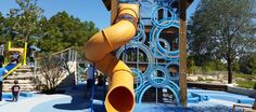 When you're looking to shake up your playground routine, try visiting one of these less-popular, but just as cool parks.