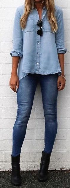 Denim + Denim Source