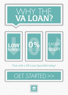 Military Spouses: The VA Home Loan may be a good fit for you and your family. Learn more here.