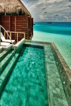 I will visit one of these days. Velassaru Island in the Maldives