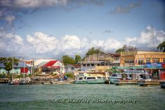 Belize City Waterway