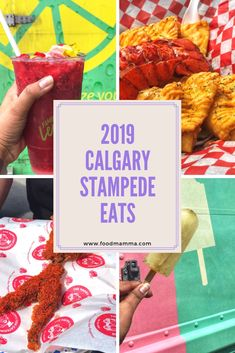 2019 Stampede Eats This year's food line up at the Calgary Stampede is filled with big flavours, wacky treats and lots to indulge in. Travel With Kids, Family Travel, Rose Lemonade, Edible Roses, Fried Dumplings, Ice Pops, Sams, Calgary, Cookie Dough