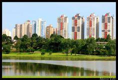 Barigui Park,Curitiba-Paraná