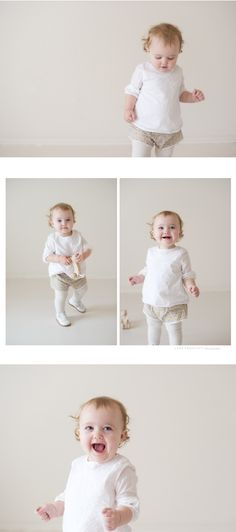 Toddler Session in a natural light studio  Dallas Baby Photographer Copyright Lane Proffitt Photography