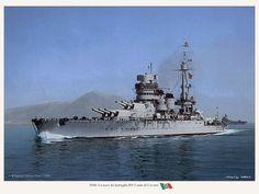 Цветные призраки Regia Marina... - Я - капитан Такео Ёсикава....