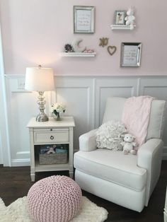 This nursing nook lo