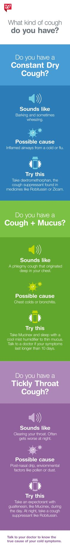 What is your cough telling you? Find relief fast.