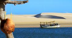 Seja feito em canoas que invadem gamboas do mangue ou em barcos maiores para…