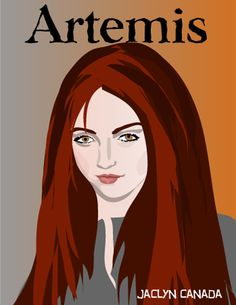 Artemis from The Percy Jackson Series by Rick Riordan