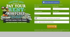 Enter this #sweepstake to get your rent or mortgage paid by Loan Support Center! Expiration Date: 08-31-2014, Contest Eligibility: US - GiveawayFrenzy