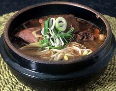 "Haejangguk - ""Hangover"" Soup - 해장국 http://superfunwithfood.blogspot.sg/2014/05/hangover-soup-hae-jang-guk.html"