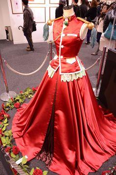 "An exhibit called ""Revolutionary Girl Utena Photo Exhibit - Mawaru Penguindrum and the World of Kunihiko Ikuhara"" was held from March at the Seibu flagship store in Ikebukuro. Revolutionary Girl Utena, Photo Exhibit, Tokyo Otaku Mode, Pink Sugar, Best Cosplay, Fall Looks, Magical Girl, My Girl, Costumes"