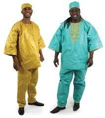 Traditional African Clothing 7