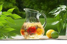 blooming iced! tea