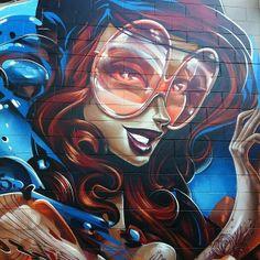 Artist: Sofles #streetart